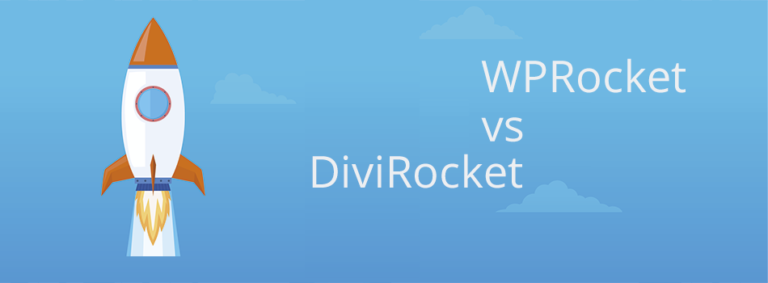 WP Rocket versus Divi Rocket